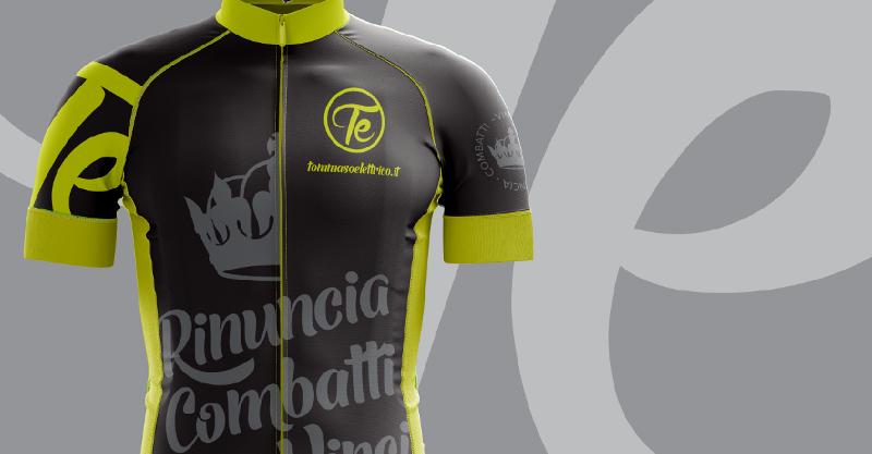 Abbigliamento Ciclismo Tommaso Elettrico 2016
