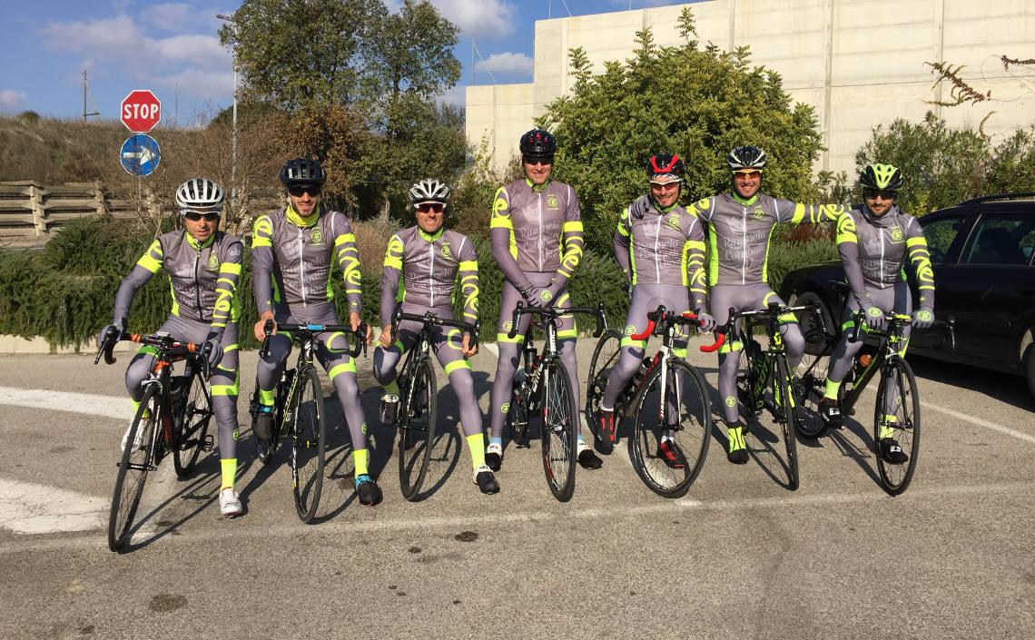 Abbigliamento ciclismo Tommaso Elettrico
