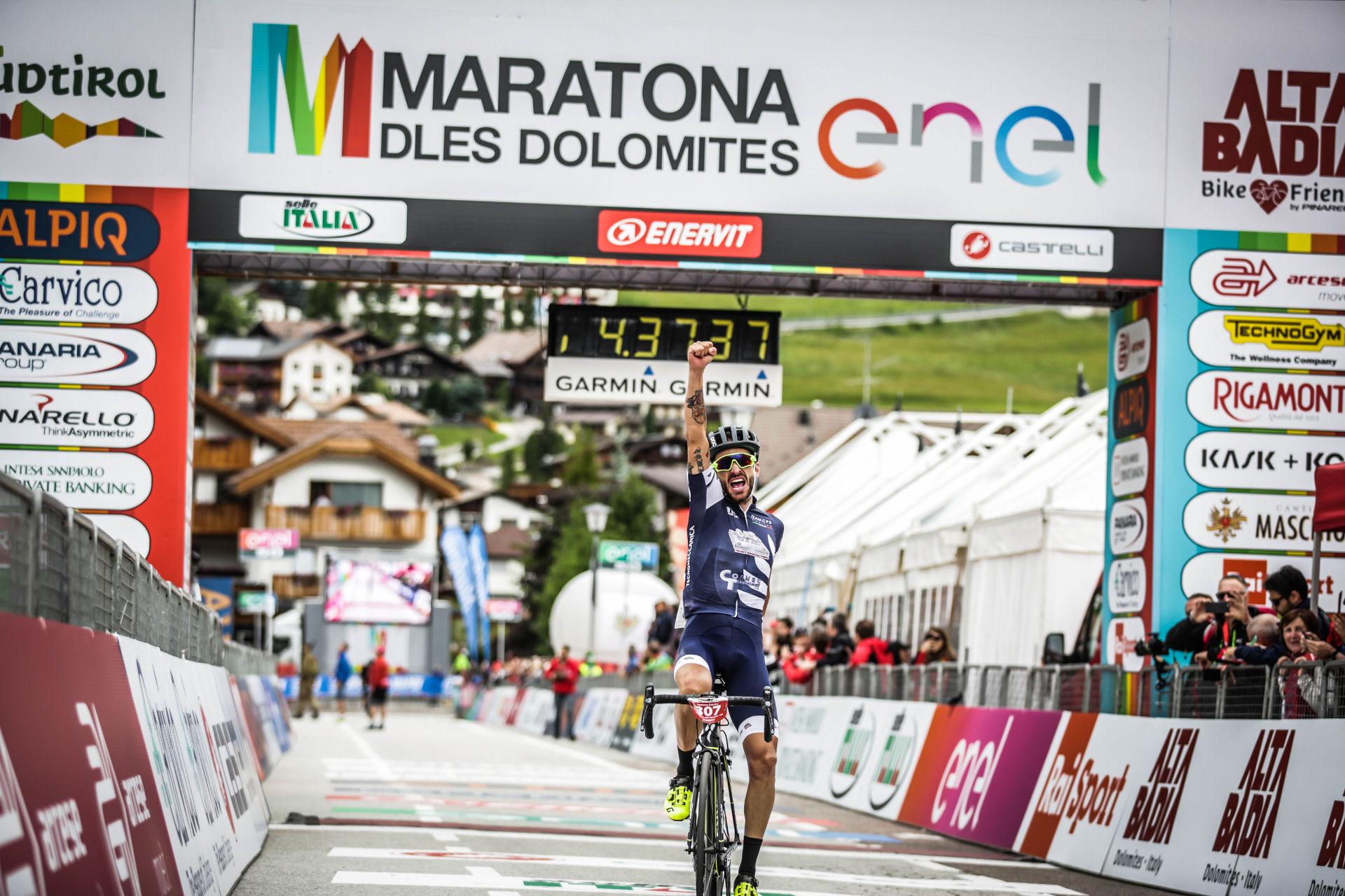 2017 Maratona dles Dolomites