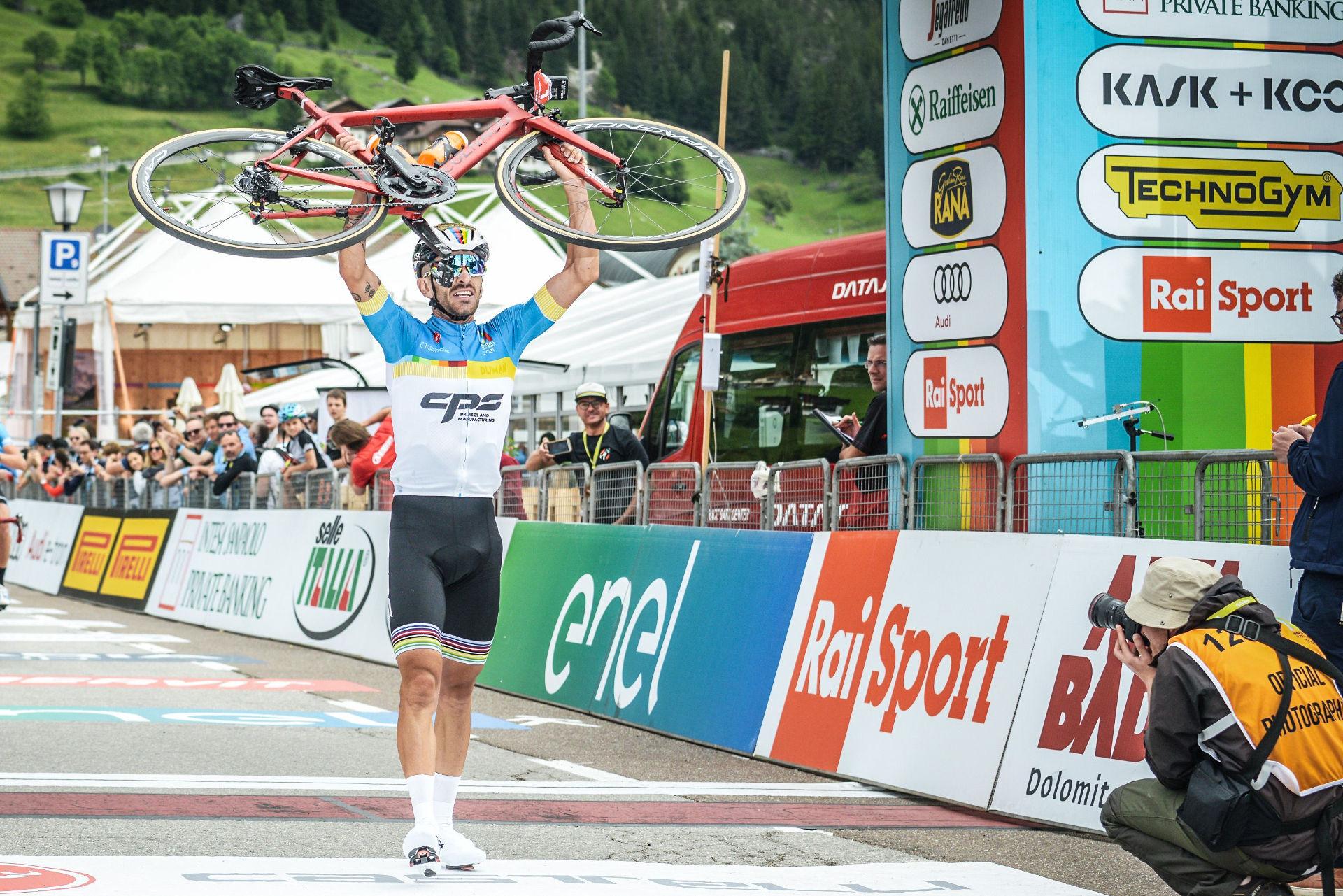 2019 Maratona Dles Dolomites
